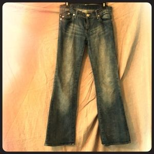 Rock & Republic jeans flare Roth 27 inch waist